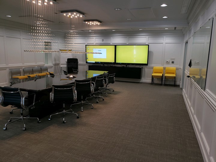 Technology Equipped Conference Rooms Make For Better Meetings
